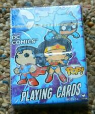DC Comics POP Playing Cards Ages 3+ 1 Of 2 Mystery Joker Cards In Deck   NEW