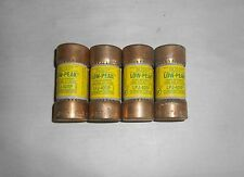 Lot Of 4 Bussmann Buss LPJ-40SP Low-Peak Dual-Element Time-Delay Fuse 40A New NB