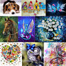 Full Drill 5D DIY Diamond Painting Embroidery Cross Crafts Stitch Kit Decor home