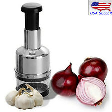 Fruit Salad Vegetable Onion Garlic Chopper Cutter Slicer Peeler Dicer Kitchen