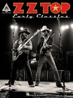 ZZ TOP GUITAR TAB /  TABLATURE / ***BRAND NEW*** /  EARLY CLASSICS / SONGBOOK