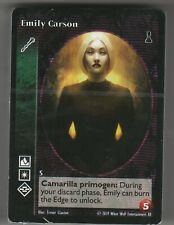 Sealed Unopened Preconstructed Deck First Blood Ventrue from Black Chantry VTES
