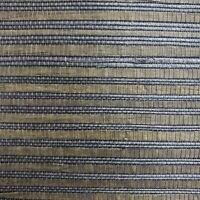 Charcoal Gray Green hue Wallpaper Real Natural Grasscloth Bamboo Weave  & Sisal