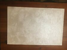 "Placemats - Set of 2- Reversible- 12"" x 17 1/2"" (New without tag)"