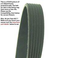 Pronto 990K6 Serpentine Belt