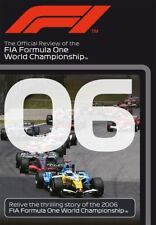 FORMULA ONE 2006 - F1 Season Review - FERNANDO ALONSO Grand Prix 1 RgFree DVD