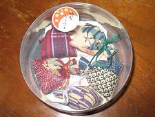 Gift Set Of 5 Small Sachet Potpourri Bags Pouches Pillows For Drawers Aromatic