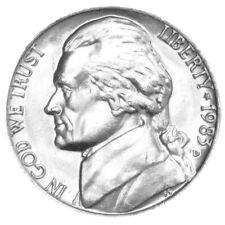 1983-D BU Jefferson Nickel