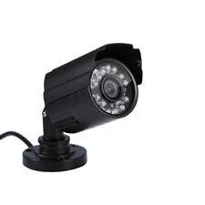 NTSC Outdoor Waterproof HD CMOS Color 1200TVL 8MM IR-CUT CCTV Security Camera US