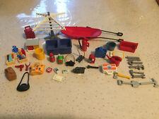 playmobil  lot d'accessoires variés pour la maison