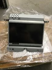 Range Rover Sport 2010/13 Navigation Screen Used For Parts Not Sure What's Wrong