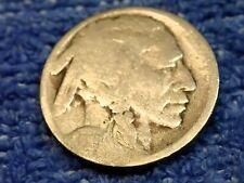 Rare Buffalo Nickel 1915-S About Très Bon