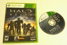 Halo Reach Microsoft Xbox 360 2010 complete
