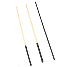 Unbreakable Rattan Spanking Caning Canes Whip BDSM Riding Crop 3 Pieces 67cm