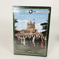 Downton Abbey: Season 4 (DVD, 2014, 3-Disc Set)