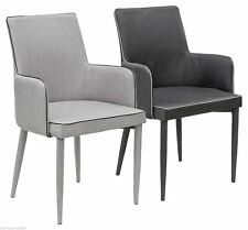 Fabric Dining Room Contemporary Chairs