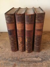 THE LIVES OF THE CHIEF JUSTICES OF ENGLAND BY JOHN LORD CAMPBELL-4 VOL SET-1874!