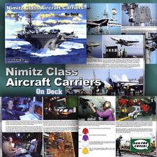 Nimitz Class US Aircraft Carriers (Squadron Signal 5606)