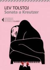 Sonata a Kreutzer, Lev TolstoJ, Feltrinelli libri classici codice:9788807901423