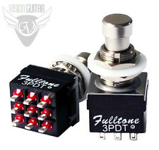 Fulltone 3PDT Footswitch - Highest Quality 3PDT Switch Available!