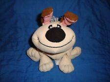 "Disney's Mulan Dog Little Brother Plush & Beans 6"" long"