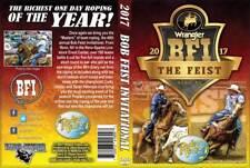 Bob Feist Invitational 2017 Team Roping DVD PRCA NFR USTRC WSTR nearly 4 hrs
