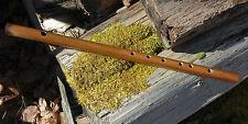 FIfe Flute  -One-piece - Teak Wood - Key of A Major - 2 Octaves