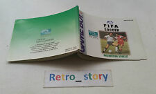Nintendo Game Boy Fifa International Soccer Notice / Instruction Manual