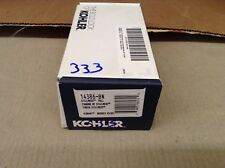 "Kohler K-14386-BN Stillness 3"" Drawer Pull, Vibrant Brushed Nickel"