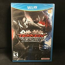 Tekken Tag Tournament 2 -- Wii U Edition (Nintendo Wii U, 2012) BRAND NEW