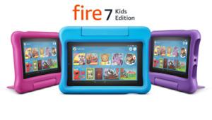 "NEW Amazon Fire 7 Kids Edition Tablet 9th Gen 16GB 7"" Kid-Proof"