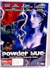 POWDER BLUE R4  DVD