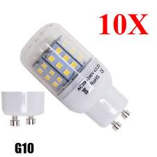GU10 Energy Saving 4W LED Corn Bulbs Spotlight Lamps 42SMD 2835 Warm White 10PCS