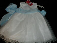 NWT PAGEANT or FLOWER GIRL DRESS MY KID STUDIO~size 0  NEW!!!