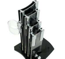 Acrylic Kitchen Ceramic Knives Holder Kitchen Knife Acrylic Knife Block