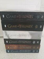 HBO Game Of Thrones Complete Seasons Plus Digital Copies 1-6 Blue Ray