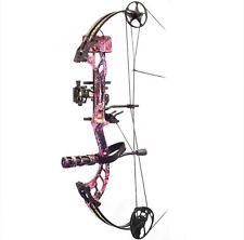 "Pse Stinger X Rts Pro Sx 29"" 50lb Muddy Girl Pink Bow Pro Package Rh"