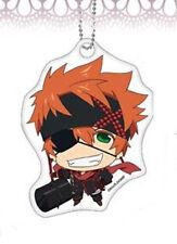 D.Gray-Man Lavi Miagete Mascot Vinyl Key Chain Anime Manga NEW