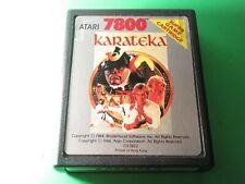 Karateka (Atari 7800, 1987)