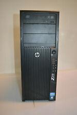 HP Z210 PC Xeon E3-1225 Quad-Core RAM 4GB NVEDIA QUADRO 600
