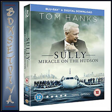 SULLY - MIRACLE ON THE HUDSON  **BRAND NEW BLU-RAY***
