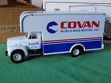 1957 International R-200 COVAN MOVING First Gear 1ST NIB MINT  BOTH BOXES