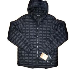 North Face - Boys Thermoball Eco Down Jacket -  Extra Large XL - Black - $150