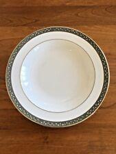 "NEW Waterford China 9"" Large Rim Soup Bowl Laurel Pattern ~ Retail $49.95 NWT"