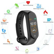 Smart Watch Band Heart Rate Blood Pressure Monitor Tracker Fitness Wristband
