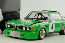 BMW 3.0 CSL #4 Winner ETCC Zandvoort 1979 Finotto Facetti 1:18 Minichamps