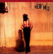 Keb' Mo' [Digipak] by Keb' Mo' (CD, Aug-2011, Mobile Fidelity Sound Lab)
