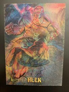 1995 Fleer Marvel Masterpieces Rare Avengers Mirage 1 of 2