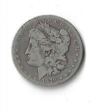 1879 San Francisco Mint Silver Morgan Dollar