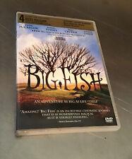 Big Fish Dvd Pre Owned Free Shipping Ewan Mcgregor
